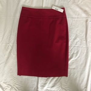 J. Crew n 2 pencil skirt